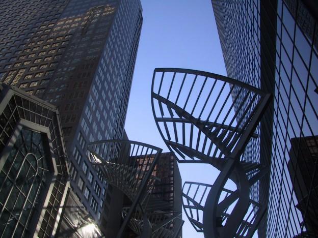 Calgary-Buildings